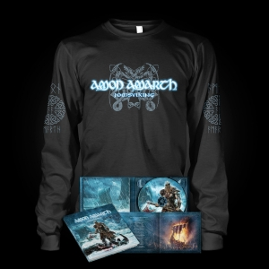 Pre-Order: Jomsviking - Longsleeve CD Bundle