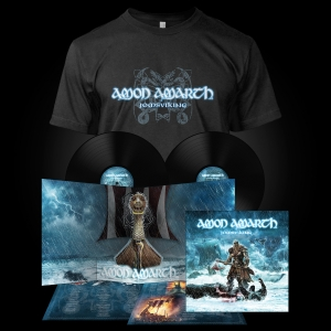 Pre-Order: Jomsviking - T-Shirt LP Bundle