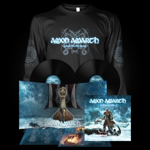 Jomsviking - Longsleeve LP Bundle