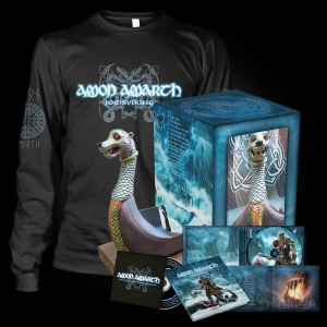 Pre-Order: Jomsviking - Longsleeve Box Bundle
