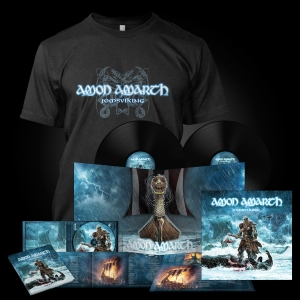 Pre-Order: Jomsviking - Deluxe T-Shirt Bundle