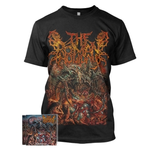 The Demonization CD + Tee