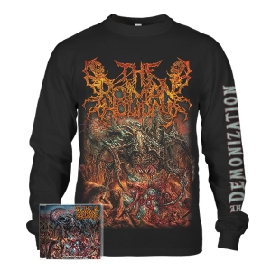 The Demonization CD + Longsleeve