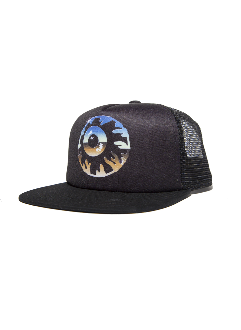 Chrome Keep Watch Trucker