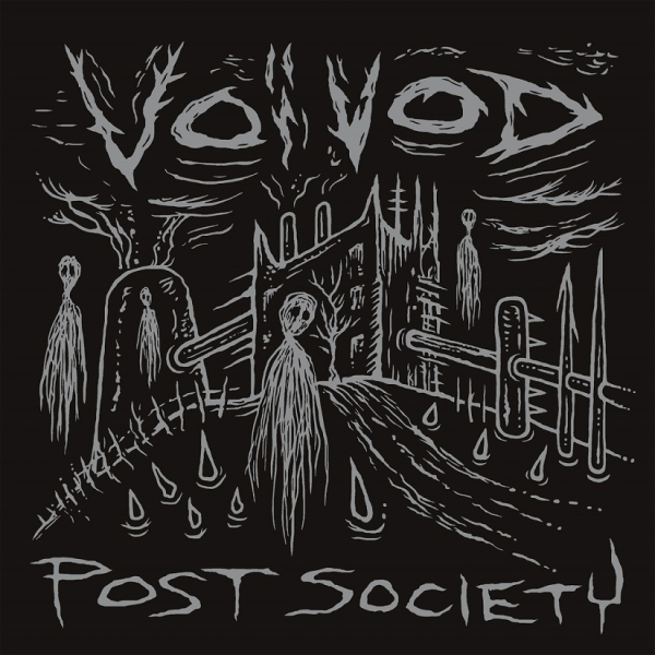Post Society (Digipak)