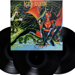 Days Of Purgatory (3LP+Poster) (Black) (Reissue 2016)