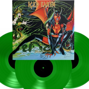Days Of Purgatory (3LP+Poster) (Green) (Reissue 2016)
