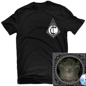Pre-Order: All Empires Fall T Shirt + CD Bundle