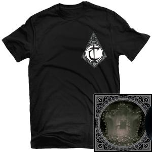 All Empires Fall T Shirt + LP Bundle