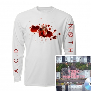 Tired of Tomorrow CD + ACD Long Sleeve Bundle
