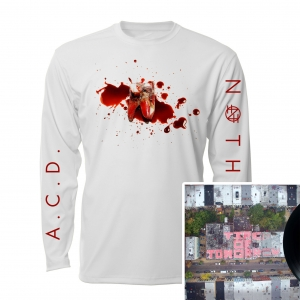 Tired of Tomorrow LP + ACD Long Sleeve Bundle