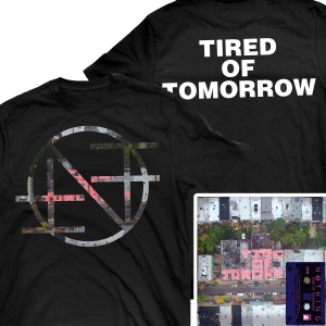 Tired of Tomorrow Cassette + Tired of Tomorrow T Shirt Bundle
