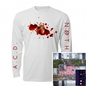 Tired of Tomorrow Cassette + ACD Long Sleeve Bundle