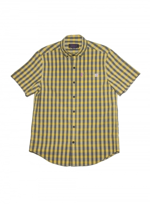 Hornet Swarm S/S Button Up