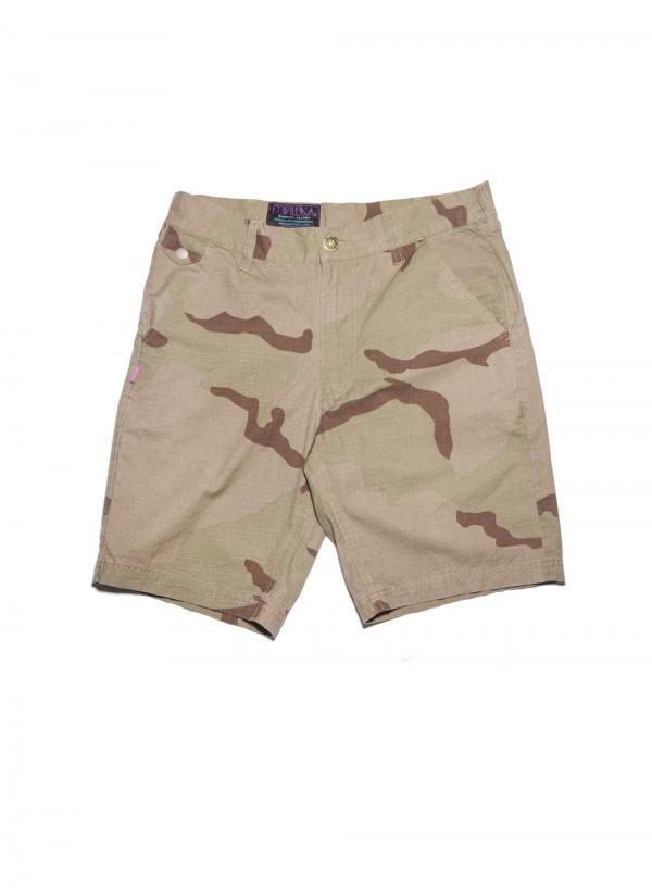 Sirroco Desert Camo Scout Shorts