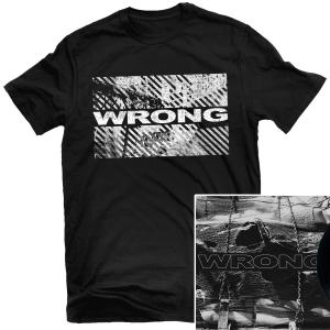 Wrong LP + T Shirt Bundle