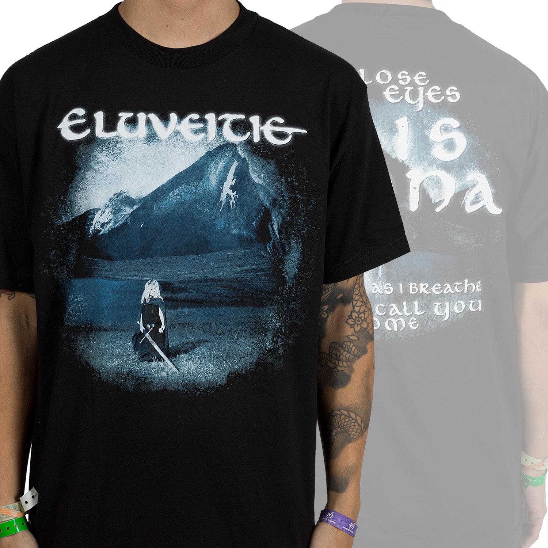 Eluveitie Quot Inis Mona Quot T Shirt Indiemerchstore