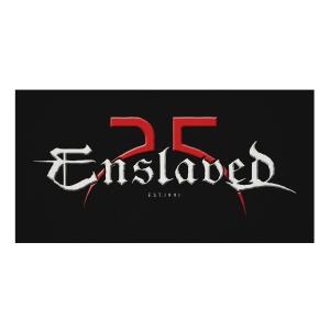 25th Anniversary Logo (White/Red)