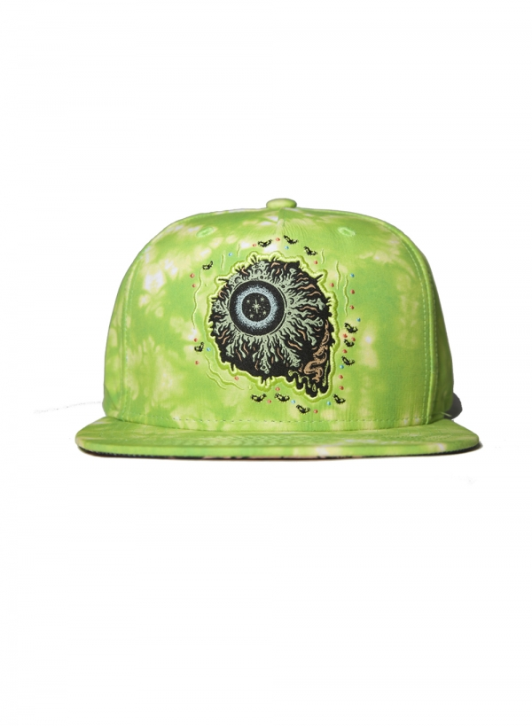 Tallboy Keep Watch Tie Dye Snapback