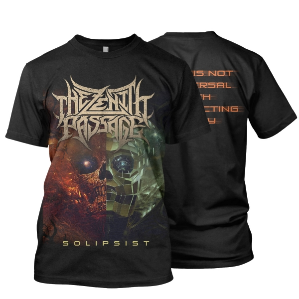 Solipsist Deluxe CD + Tee Bundle