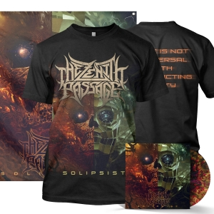 Solipsist Deluxe LP + Tee Bundle