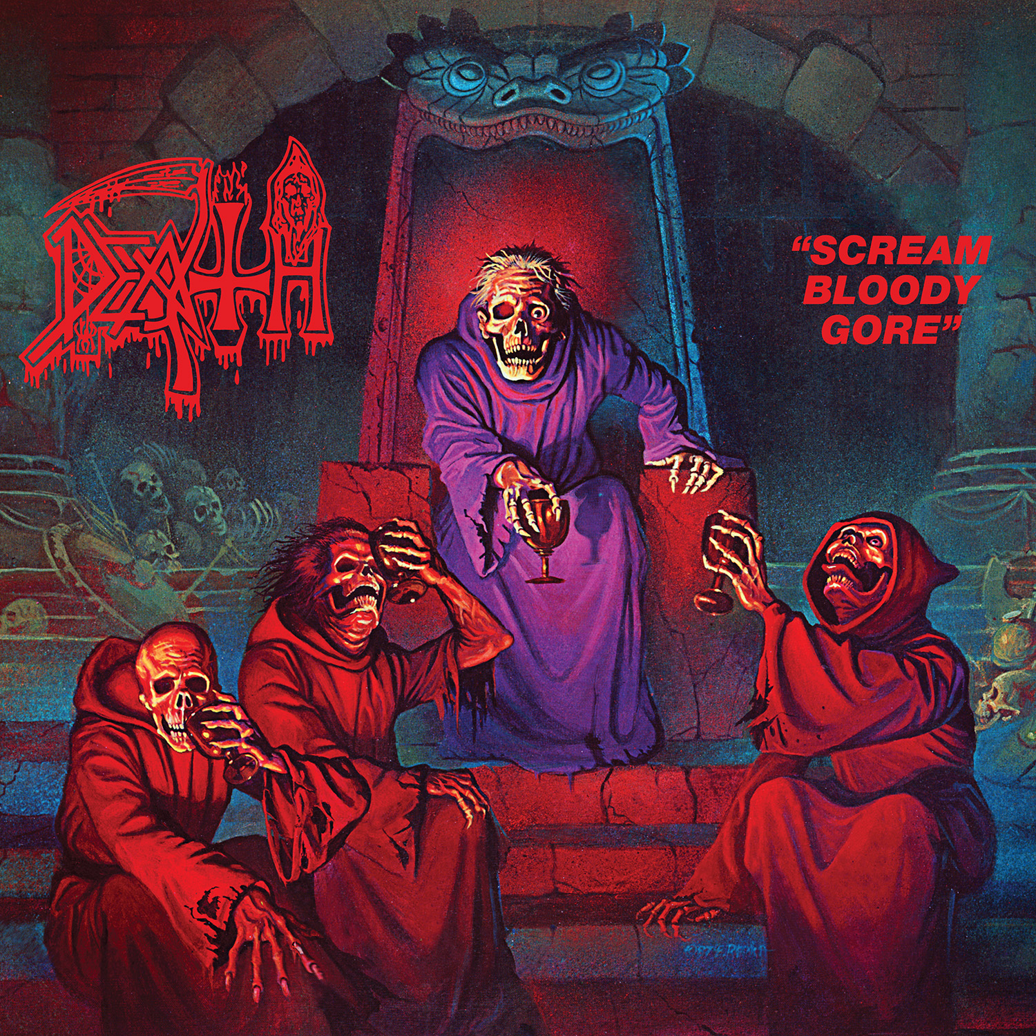 Scream Bloody Gore Deluxe Reissue