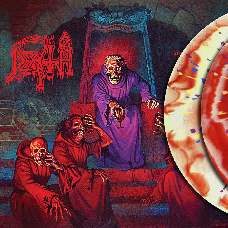 "Death ""Scream Bloody Gore Reissue Deluxe 2xLP Boxset"" 2x12 ..."