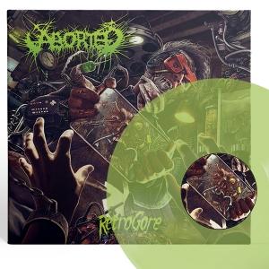 Retrogore (Gatefold Transp. Green LP+CD & Poster)