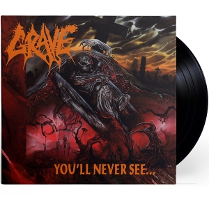 You'll Never See (Black LP) (Re-issue 2016)