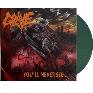 You'll Never See (Dark Green LP) (Re-issue 2016)