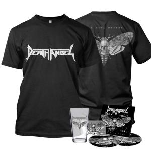 The Evil Divide Signed Deluxe CD/DVD Bundle