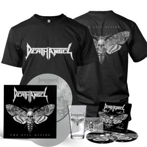 The Evil Divide Signed Deluxe CD/DVD + 2xLP Bundle