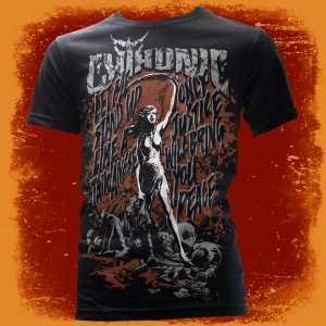 CHTHONIC [Stand Up]T-shirt