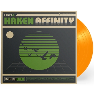 Affinity (Gatefold Transp. Orange 2LP+CD)