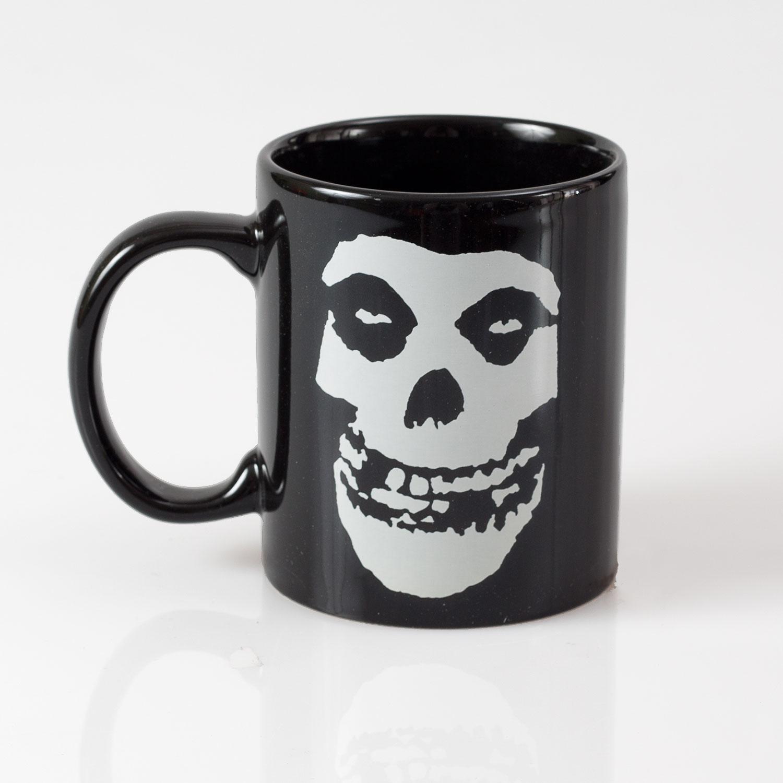 Misfits Quot Logo Mug Quot Mug Indiemerchstore