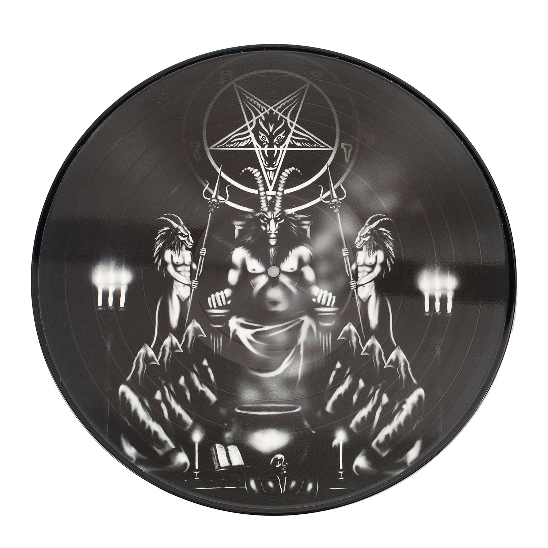 "Inquisition Invoking The Majestic Throne Of Satan Inquisition ""Invo..."