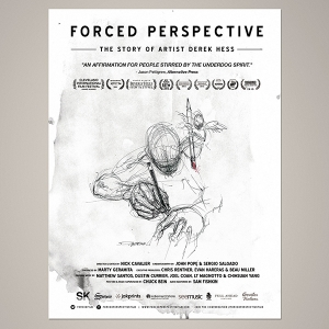 Forced Perspective Film Poster