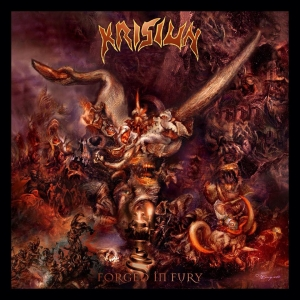 Forged In Fury (LP+CD) (Transp. Orange)