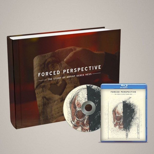Blu-ray/Book Bundle