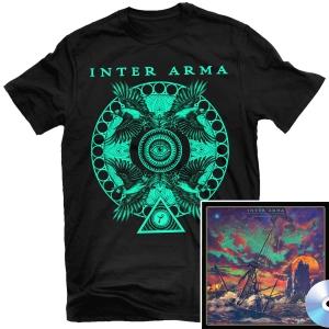 Transfiguration T Shirt + Paradise Gallows CD Bundle