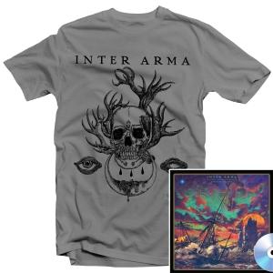 Paradise Gallows T Shirt + CD Bundle
