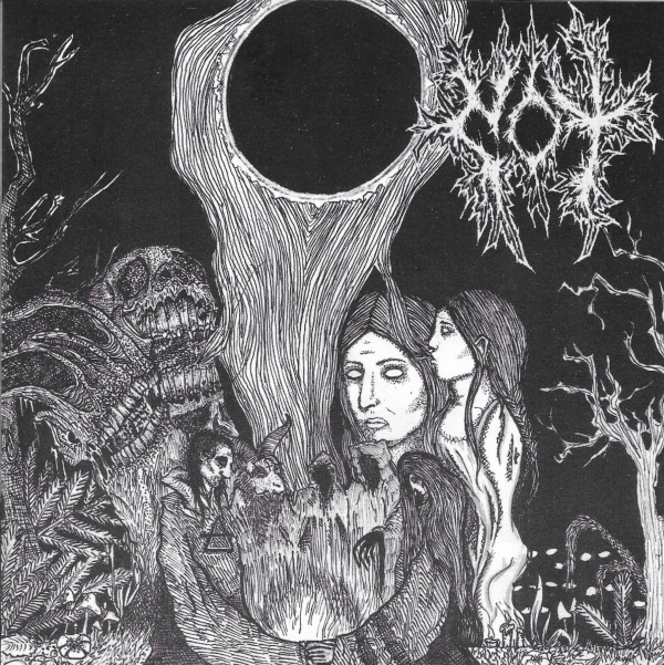 Communion of Thieves | Dendritic Arbor Split EP
