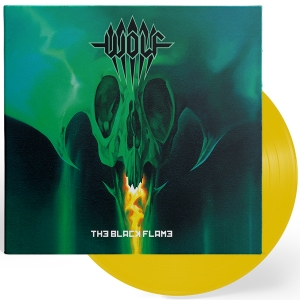 Pre-Order: The Black Flame (Yellow LP) (Re-issue 2016)