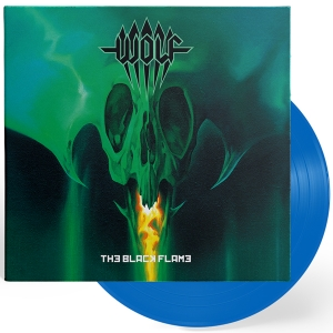 The Black Flame (Trans. Blue LP) (Re-issue 2016)