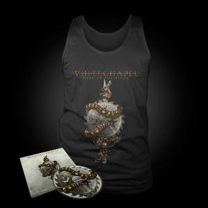 Mark of the Blade - Tank Top CD Bundle