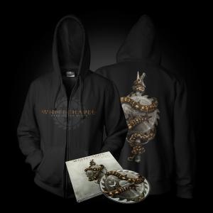 Pre-Order: Mark of the Blade - Hoodie CD Bundle
