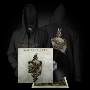 Mark of the Blade - Hoodie LP Bundle