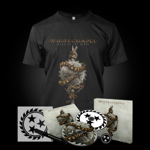 Pre-Order: Mark of the Blade - T-Shirt Box Bundle