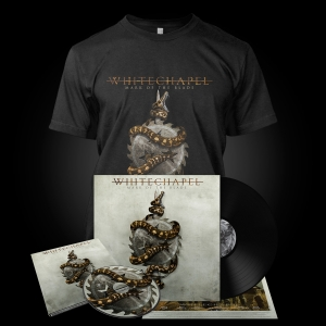 Mark of the Blade - CD/LP T-Shirt Bundle