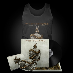 Mark of the Blade - CD/LP Tank Top Bundle